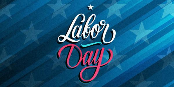 Save Big On Labor Day.